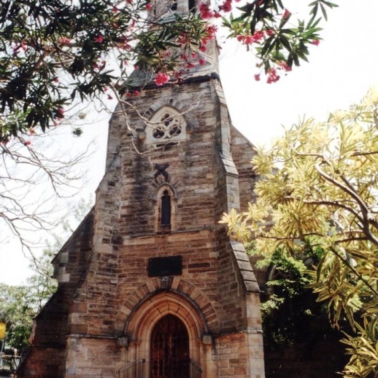 セント・アンドリュース教会
