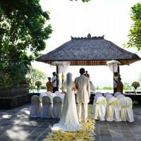 バリ島・インドネシア/バリ島/アヤナリゾート&スパ バリ ガゼボウエディング(バレクンチャナ)