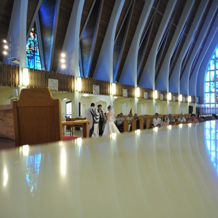 セントオーガスティン教会
