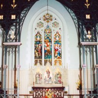 オーストラリア/パース/セントジョーンズアングリカン教会