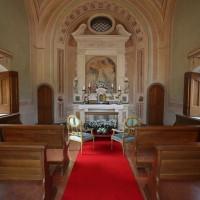 イタリア/フィレンツェ郊外/サン・ヴェルディ教会