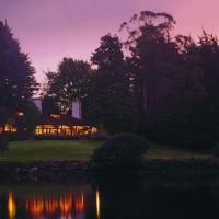 ニュージーランド/フカロッジ・ホテル