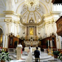 イタリア/アマルフィ/サンタ・マリア・アッスンタ教会