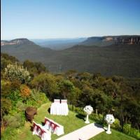 オーストラリア/シドニー/ブルーマウンテン ガーデンウェディング