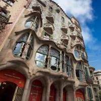 スペイン/バルセロナ/カサ・バトリョ