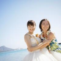 オアフ島/ダイヤモンドヘッド・ホワイトビーチチャペル