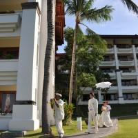 バリ島・インドネシア/バリ島/ウイワハチャペル~ニッコーバリ・リゾート&スパ内~