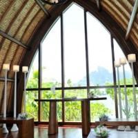 タヒチ/ボラボラ島/アヘレノア・チャペル~フォーシーズンズ・リゾート・ボラボラ・ウェディング