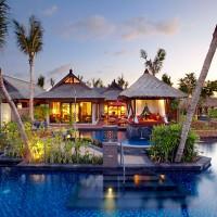 バリ島・インドネシア/バリ島/クラウドナインチャペル~セントレジス・バリ内~