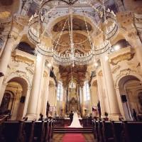 その他ヨーロッパ・アフリカ/チェコ/聖ミクラーシュ教会