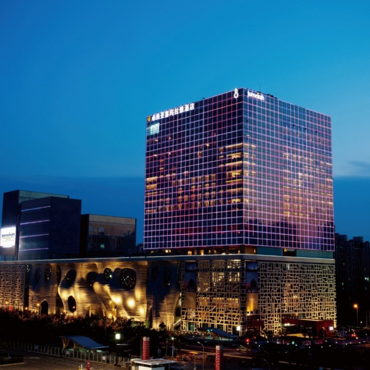 ジュメイラ上海 ヒマラヤホテル