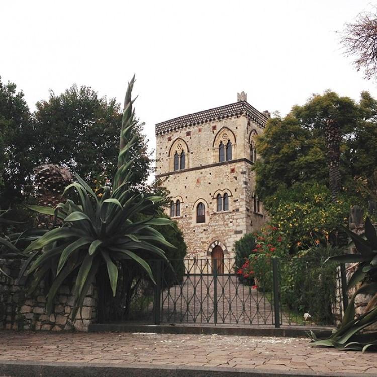 サントステファノ館(タオルミーナ)