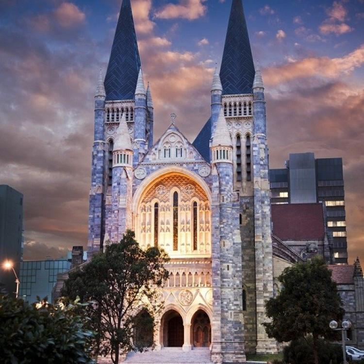 セントジョンズ・アングリカン・カテドラル教会