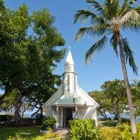 ハワイ島/シェラトン・コナ・ベイサイド・チャペル