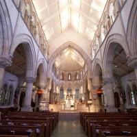 オアフ島/セント・アンドリュース大聖堂(カテドラル)