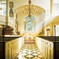 イギリス/ロンドン/セント・メリーズ教会
