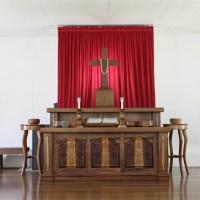 マウイ島/ケアワライ教会