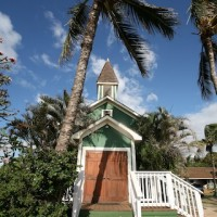 マウイ島/ケオラホウ教会
