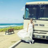 オアフ島/LOVE TRUCK(ラブトラック)