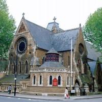 イギリス/ロンドン/セント・スティーブンス教会
