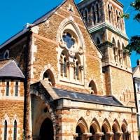 イギリス/ロンドン/セント・ジョージ教会
