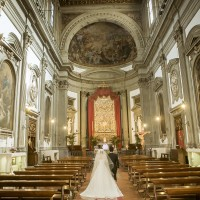 イタリア/フィレンツェ/オラトリオ教会