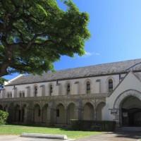 オアフ島/セント・アンドリュース・パーク教会(中聖堂)
