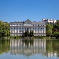 オーストリア/ザルツブルグ/レオポルヅクロン宮殿
