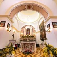 イタリア/アマルフィ/ロザリオの聖マリア教会