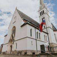その他ヨーロッパ・アフリカ/スロヴェニア/聖マルティン教会