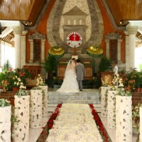 バリ島・インドネシア/バリ島/ヌサドゥア教会