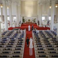 オアフ島/セントラル・ユニオン教会 大聖堂