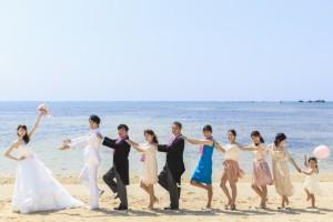 旅×挙式で楽しむ沖縄挙式<br>