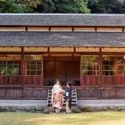 三渓園 鶴翔閣(横浜市指定有形文化財)