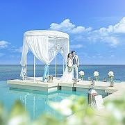 アートグレイスオーシャンフロントガーデンチャペル沖縄