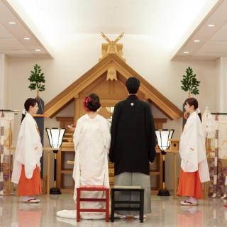【神前式ご検討の方に】本格神殿体験×和婚相談会