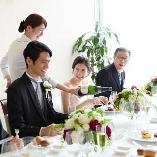 【挙式×会食ご検討の方必見】無料試食付き家族会食相談フェア♪