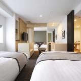 よりお寛ぎいただけるよう、米国シェアNo.1の「シーリー社」製のベッドを使用