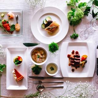残席2【◆月1限定◆】伝統の味¥19,000婚礼コース4皿試食会