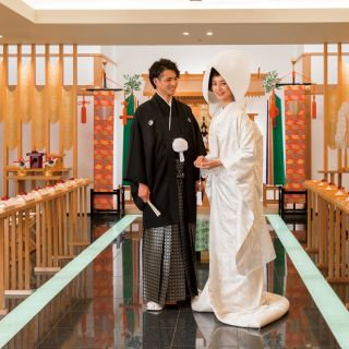 【由緒正しい神前式】古式ゆかしき伝統挙式★荘厳・和婚フェア
