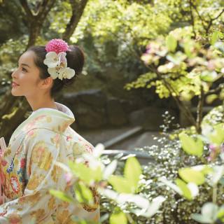 【名古屋城が窓から一望!】会場見学&オリジナル和婚フェア