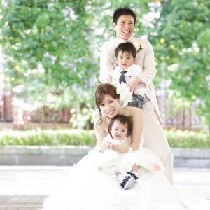 【ファミリーW実績豊富♪】パパママ婚☆応援フェア