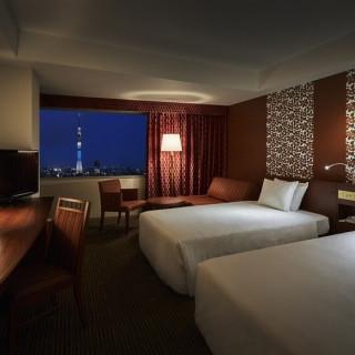 毎月抽選で東京ディズニーリゾートグッドネイバーホテルへご招待