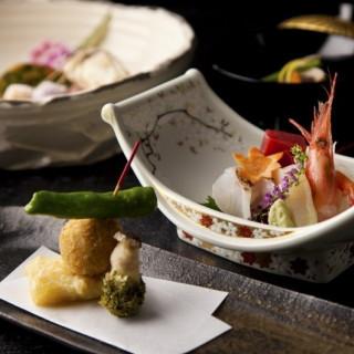 ご成約特典/日本料理「簾」にてご両家お食事会をプレゼント!