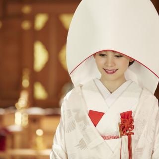 【本格的な和の結婚式が叶う!】無料ランチ付★神殿見学フェア!
