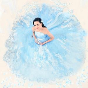 【ドレス試着&プロの撮影付き】プリンセスプレミアムフェア