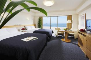 *挙式翌日はのんびり*|シェラトン・グランデ・トーキョーベイ・ホテルの写真(694829)
