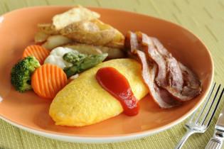 朝ごはん、しっかり食べました?|シェラトン・グランデ・トーキョーベイ・ホテルの写真(694720)