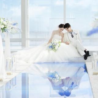 ~海×空×緑を独占~世界120ヶ国で愛される*大人のホテルウエディング