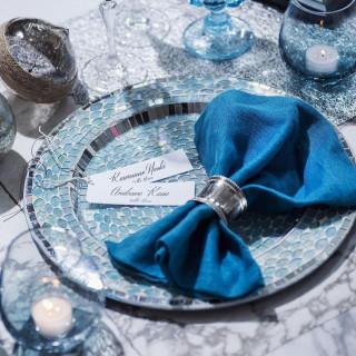 \Happy Blue Wedding*/国産牛×キャビアの贅沢試食付